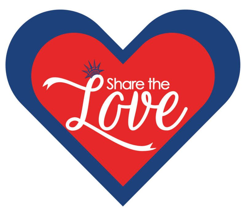Share the LOVE (All Month Long)