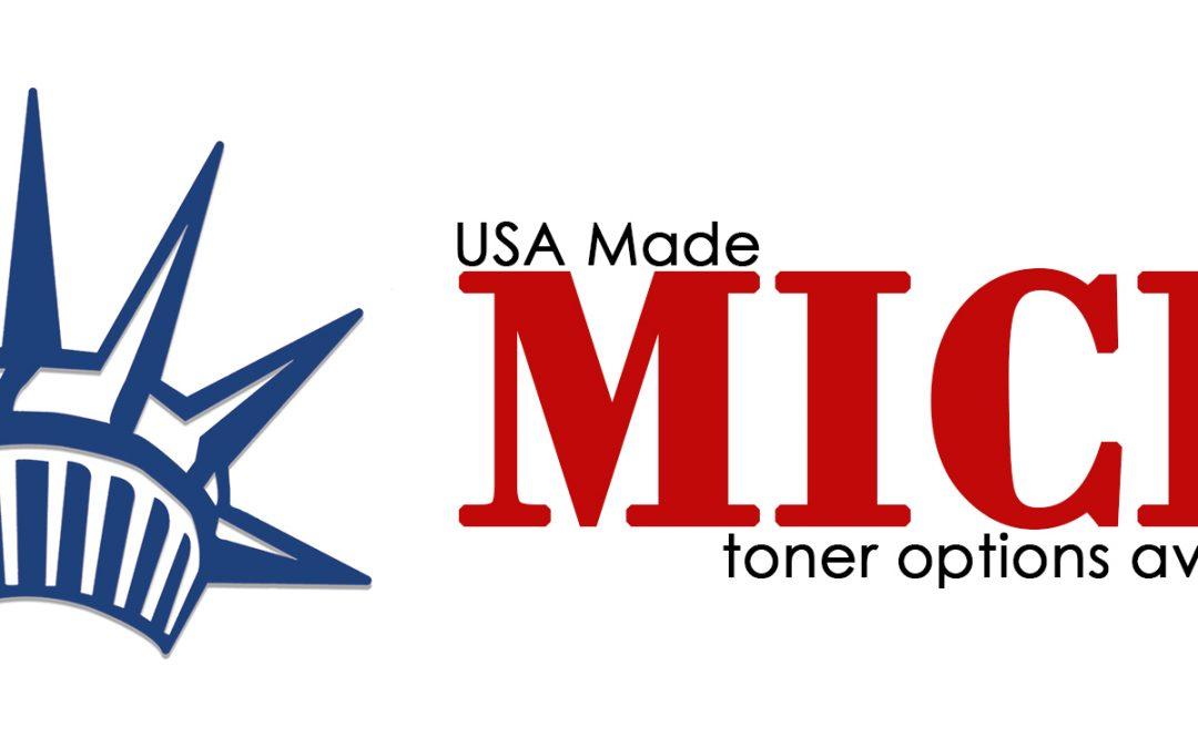 MICR Toner